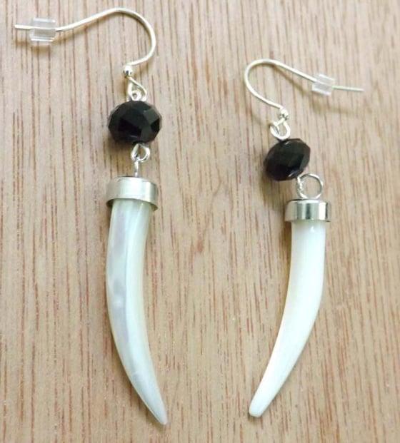 Image of SaberTooth Earrings