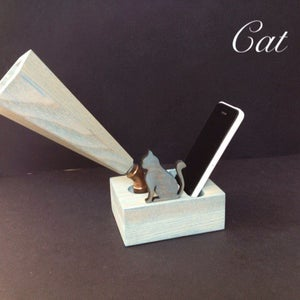 Image of Gramophone Ash Driftwood Blue