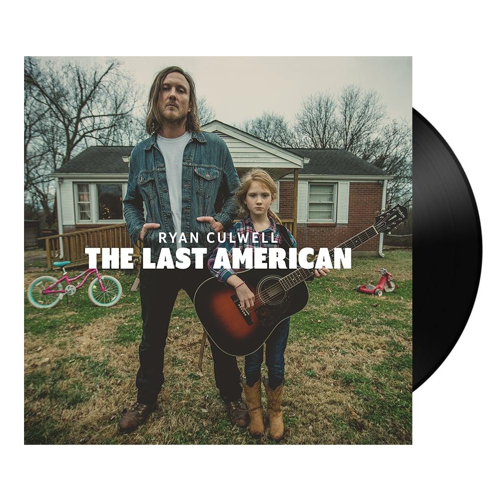 Image of The Last American Vinyl LP