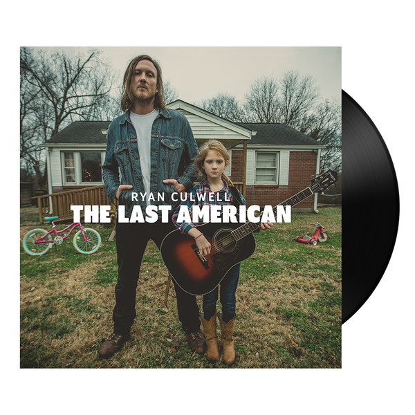 Image of (Pre-Order) The Last American Vinyl LP - autographed