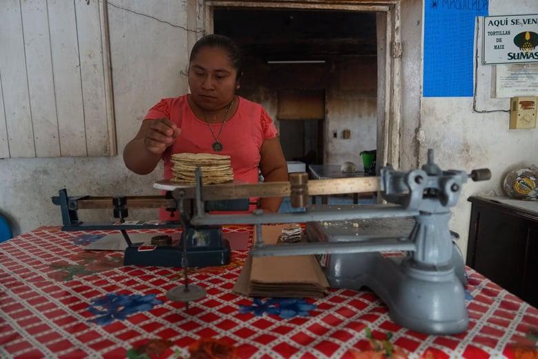 Image of Tortilleria in Xcalacoop