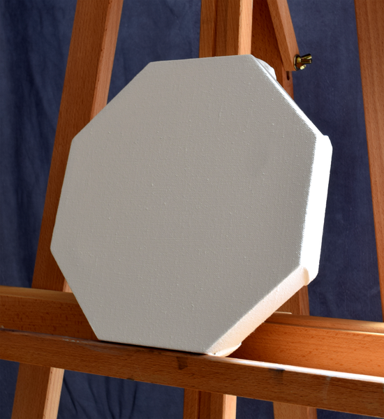 Image of  Octagon Canvas