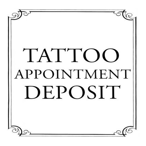 Image of Deposit for Appointment
