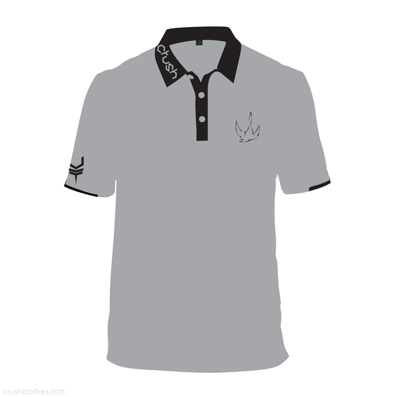 Image of Crush Polo Grey