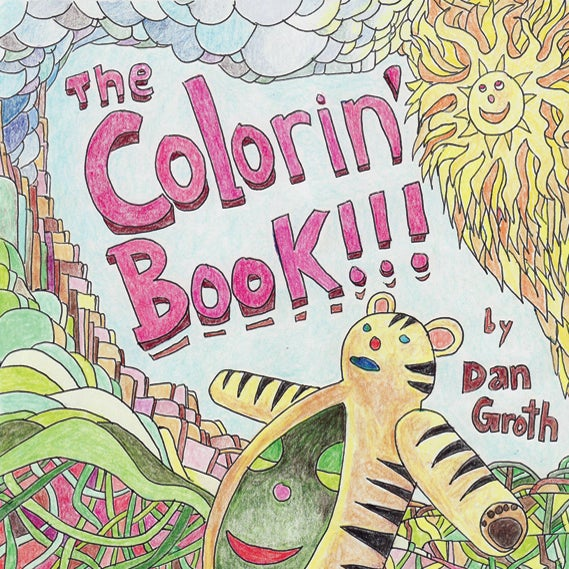 Image of Dan Groth's Colorin' Book