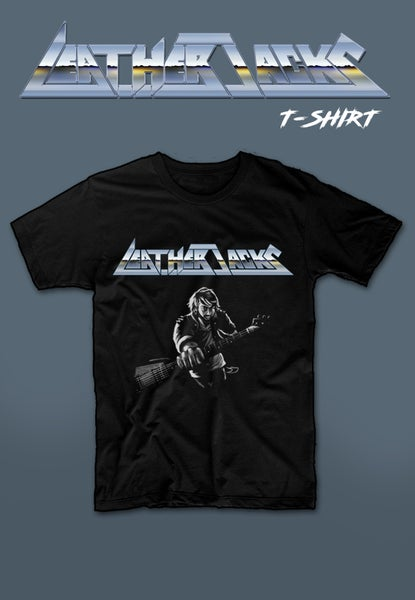 Image of Leatherjacks T-Shirt (ALL SIZES UNDER DEMAND!)