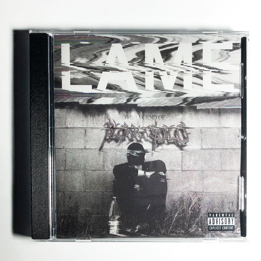 Image of LAME: The Legend Of Blokka $olo -[CD]