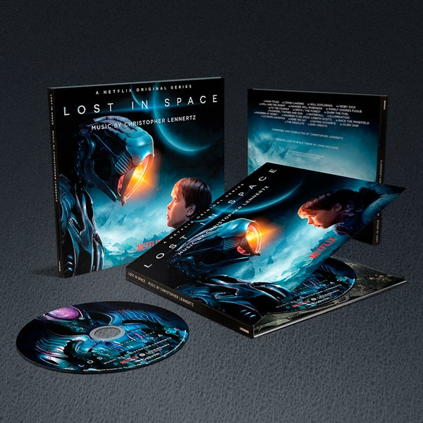 Lakeshore Records Lost In Space A Netflix Original