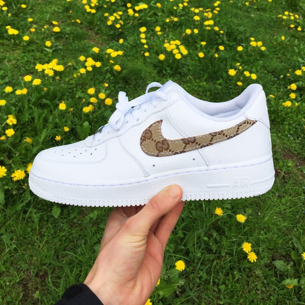 Image of Nike AF1 Gucci Custom