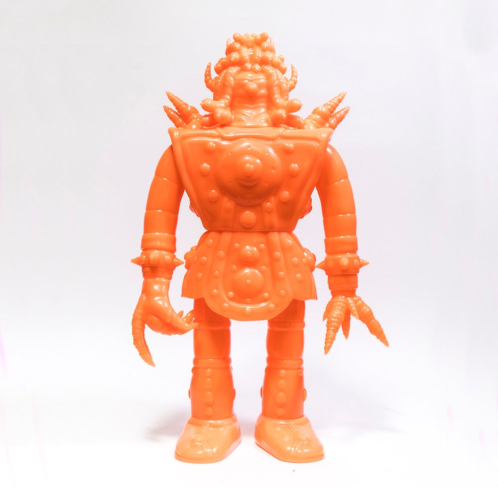 Image of ONU RAW UNPAINTED ORANGE GID EDITION BY P.H.A.S.E.2