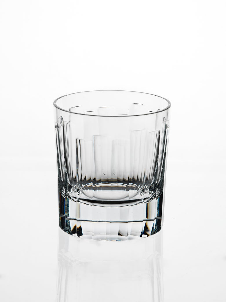 Image of Neo Glass Tumbler IV-V-I Cut/Facet
