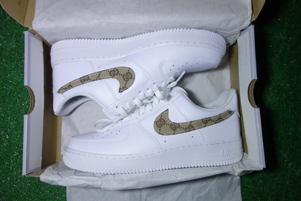air force 1 custom uomo