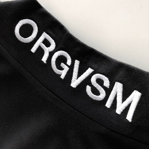 Image of ORGVSM CROP TEE
