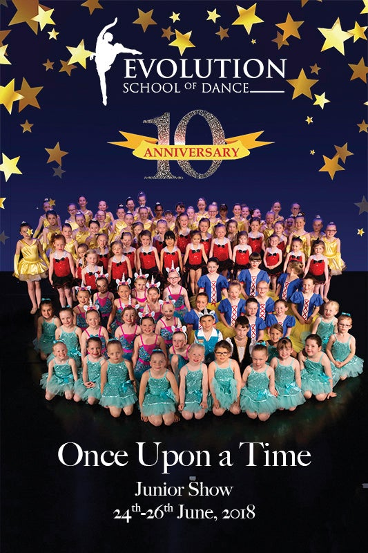 Image of Once Upon a Time - Evolution Junior Show 2018
