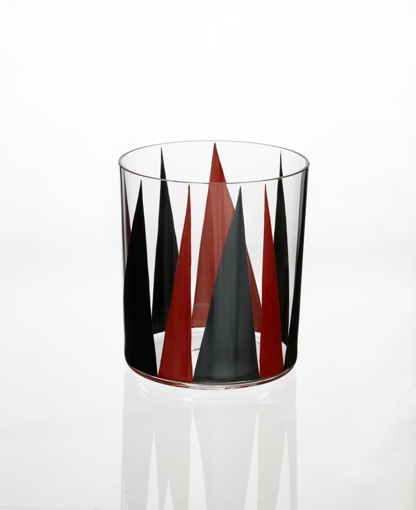 Image of NEO Glass VIII-IX-II Painting/Enamel
