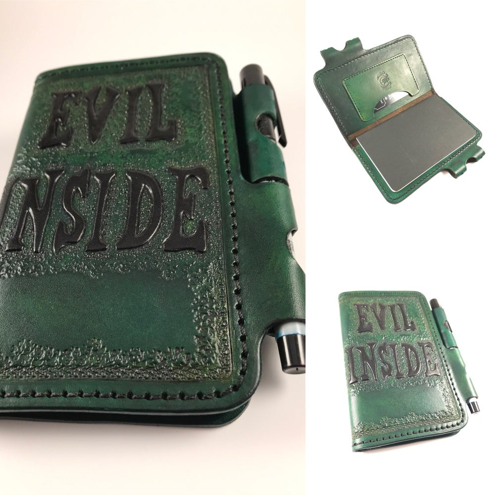 Image of Field Notes Leather Notebook Cover