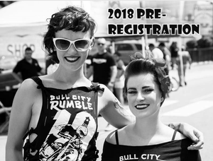 Image of 2018 Bull City Rumble Pre-Registration