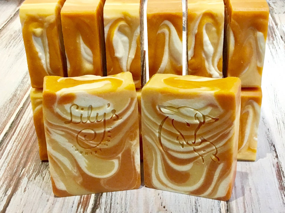 Image of You Are My Sunshine Goat Milk Soap