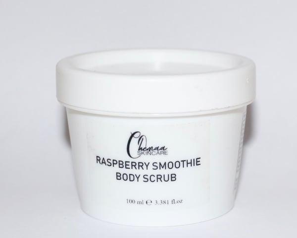 Image of Raspberry Smoothie Body Scrub 100g