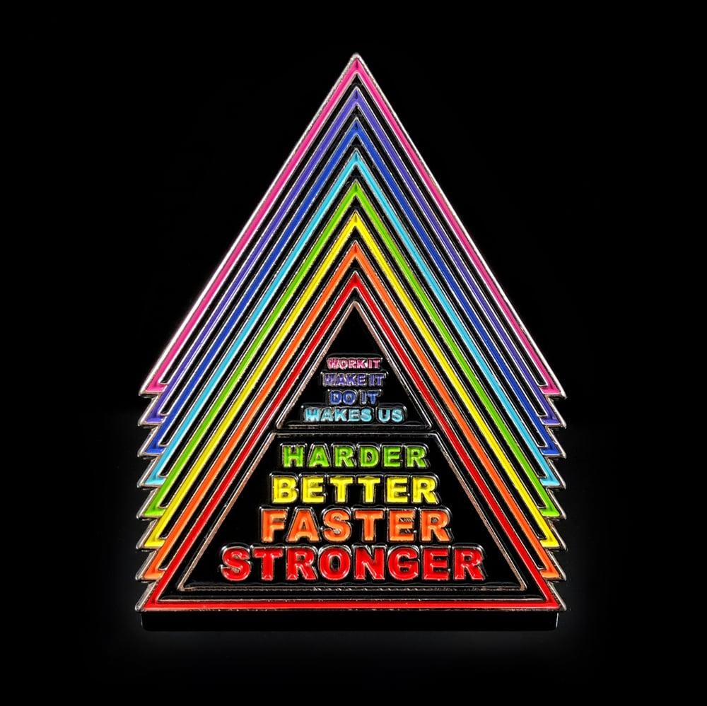 Image of HBFS Pyramid (T.Bangalter Silver Edition)