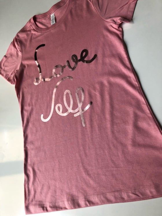Image of Love Self *Rose gold