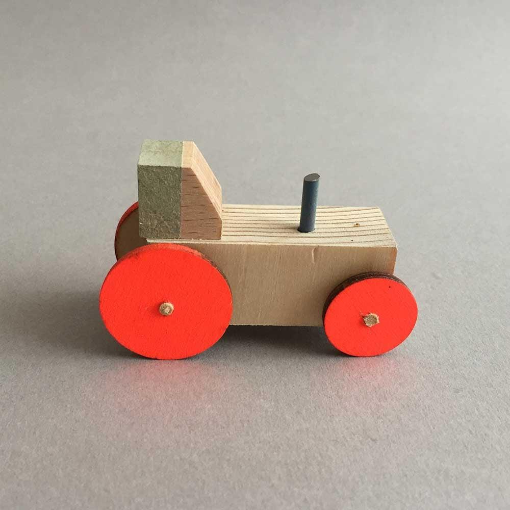 Image of Tracteur N107