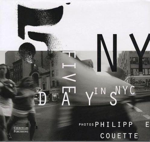 Image of New York en cinq jours de PHILIPPE COUETTE