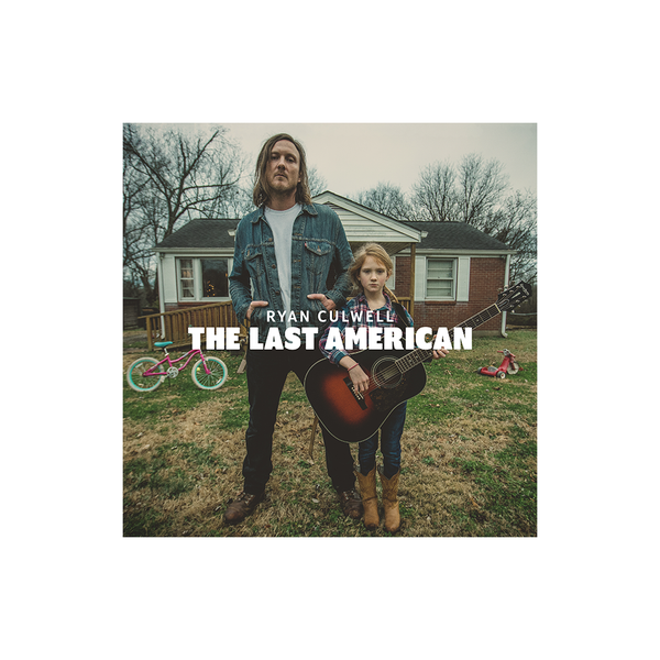 Image of The Last American CD
