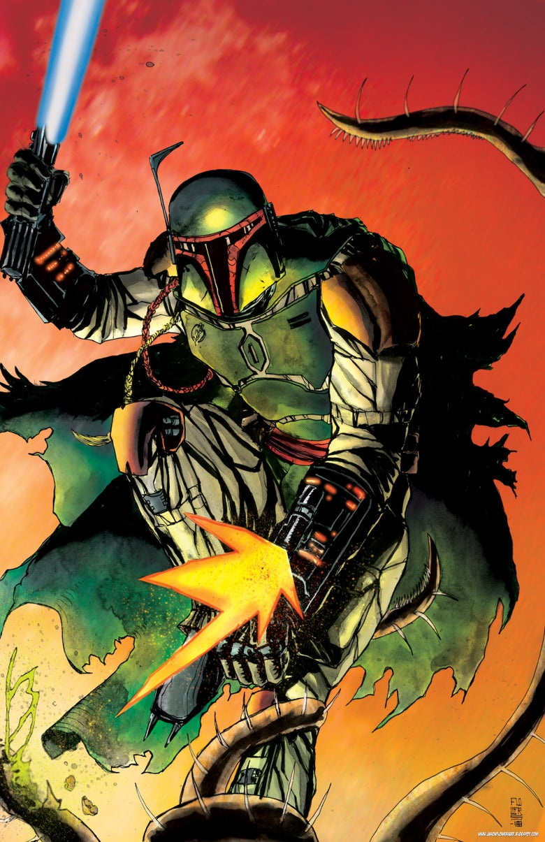 Image of BOBA FETT - BOUNTY HUNTER