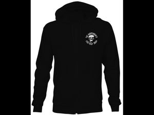 Image of The Independents Skankin Zip Up Hoodie