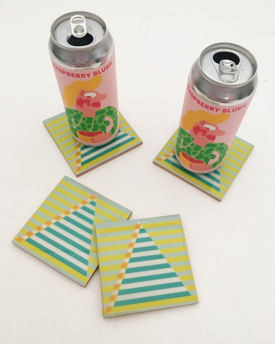 Image of Tokyo Triangle Coasters