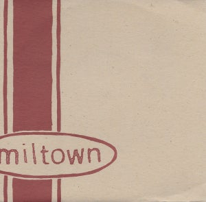 Image of MILTOWN - s/t 7""