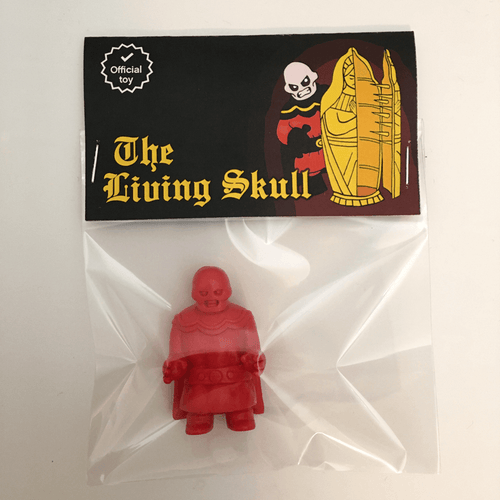 Image of The Living Skull Minifigure