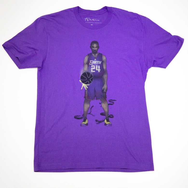"Image of ""MAMBA"" TEE"