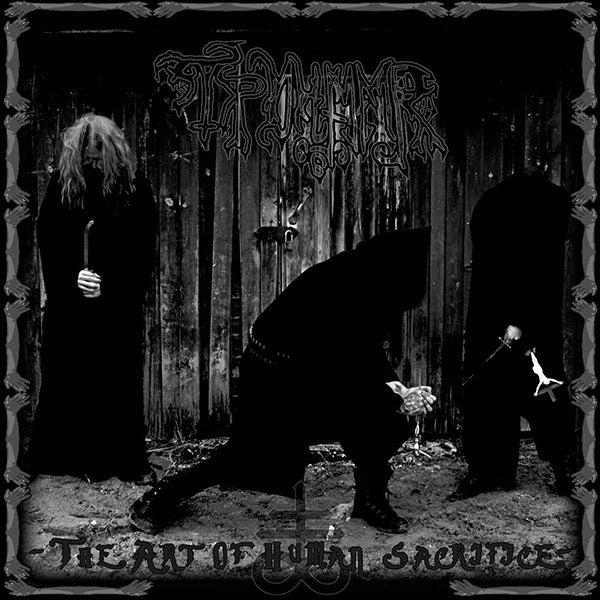 Image of Tatanhammer - The Art Of Human Sacrifice LP (PREORDER)