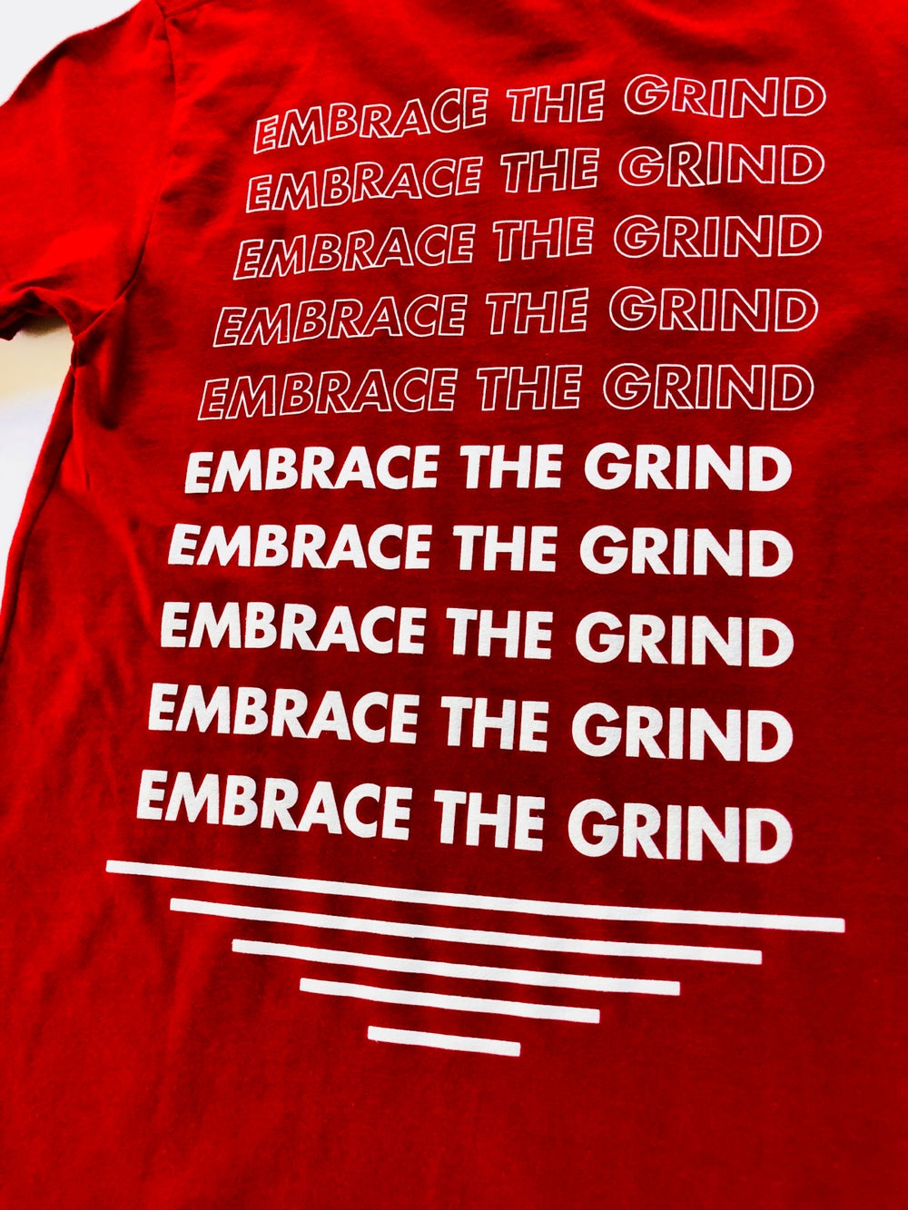 Women's Fall Grindin' Embrace The Grind