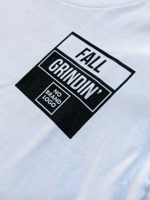 Image of Women's Fall Grindin' Embrace The Grind