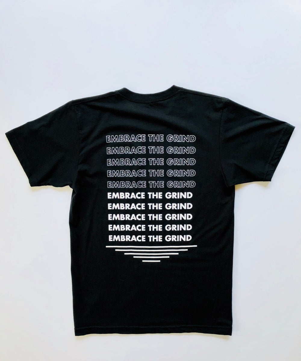 Fall Grindin' Embrace The Grind Tee