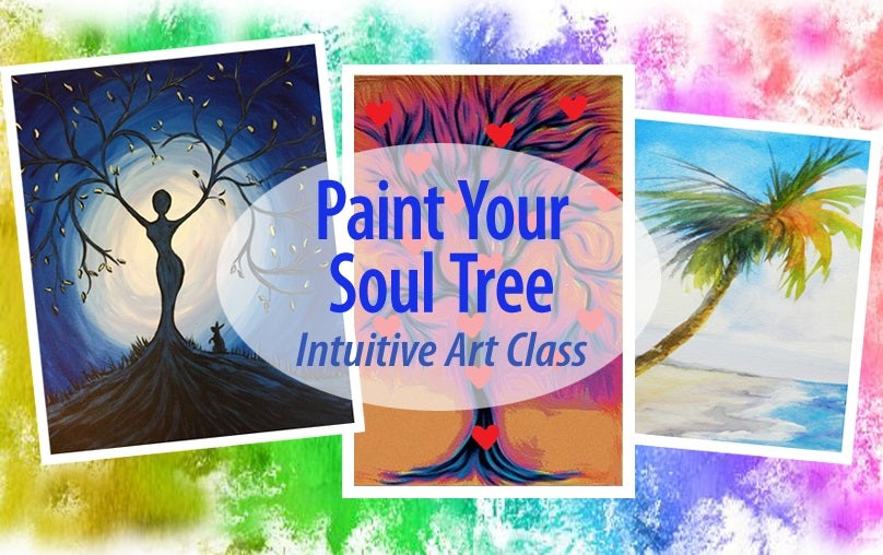Image of PAINT YOUR SOUL TREE