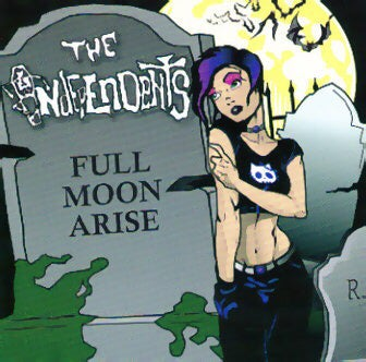 Image of FULL MOON ARISE - The Independents CD