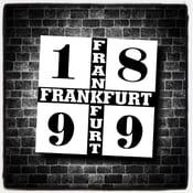 Image of Aufkleber 1899 FRANKFURT