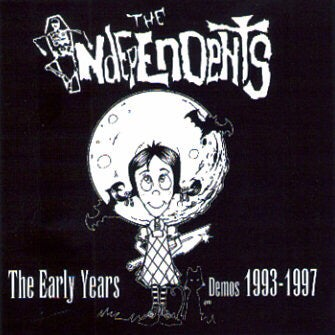 Image of EARLY YEARS- The Independents CD