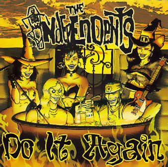 Image of DO IT AGAIN- The Independents CD