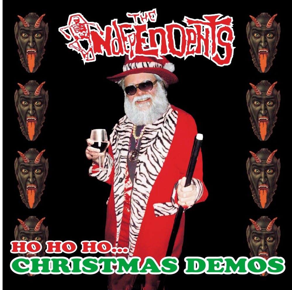Image of HO HO HO WHAT A PARTY- The Independents CD