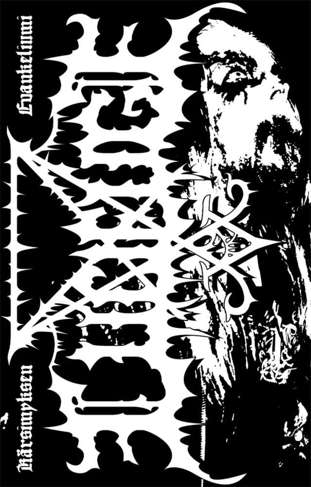 Image of Lucifuge - Kärsimyksen evankeliumi tape
