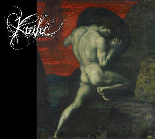 Image of Kuilu - Monumentti album digipak CD