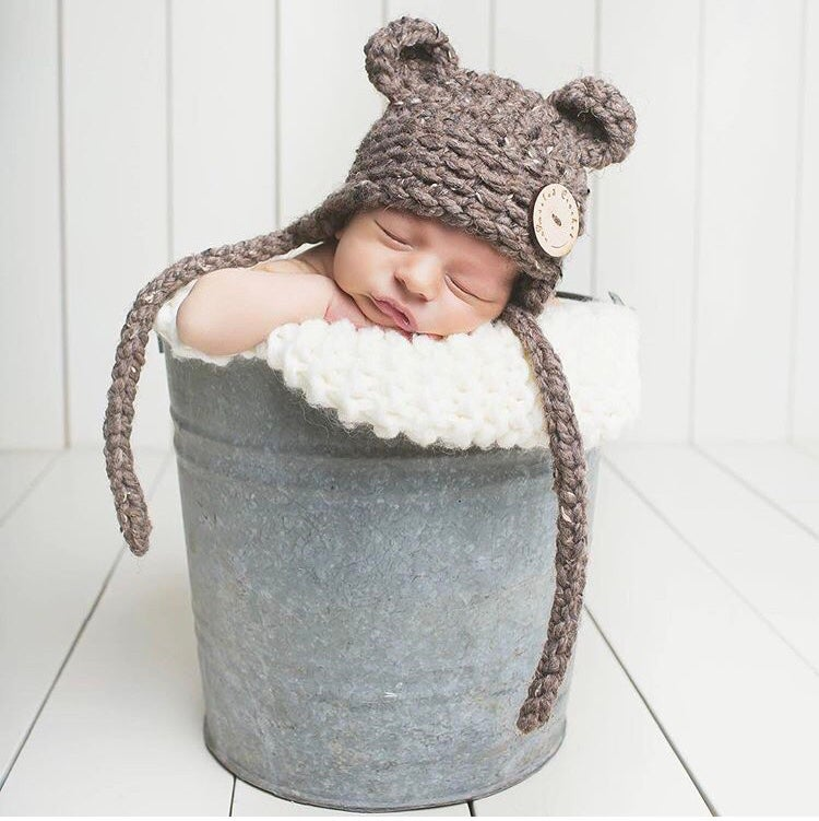 Image of Baby Bear Toque