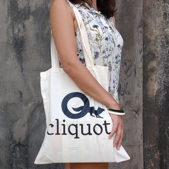 Image of Borsa shopper Cliquot