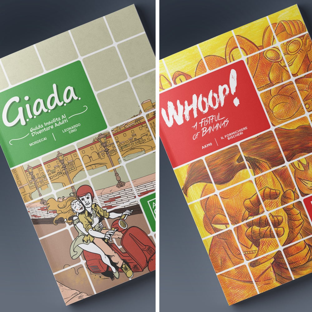Image of Pop Novel Pack