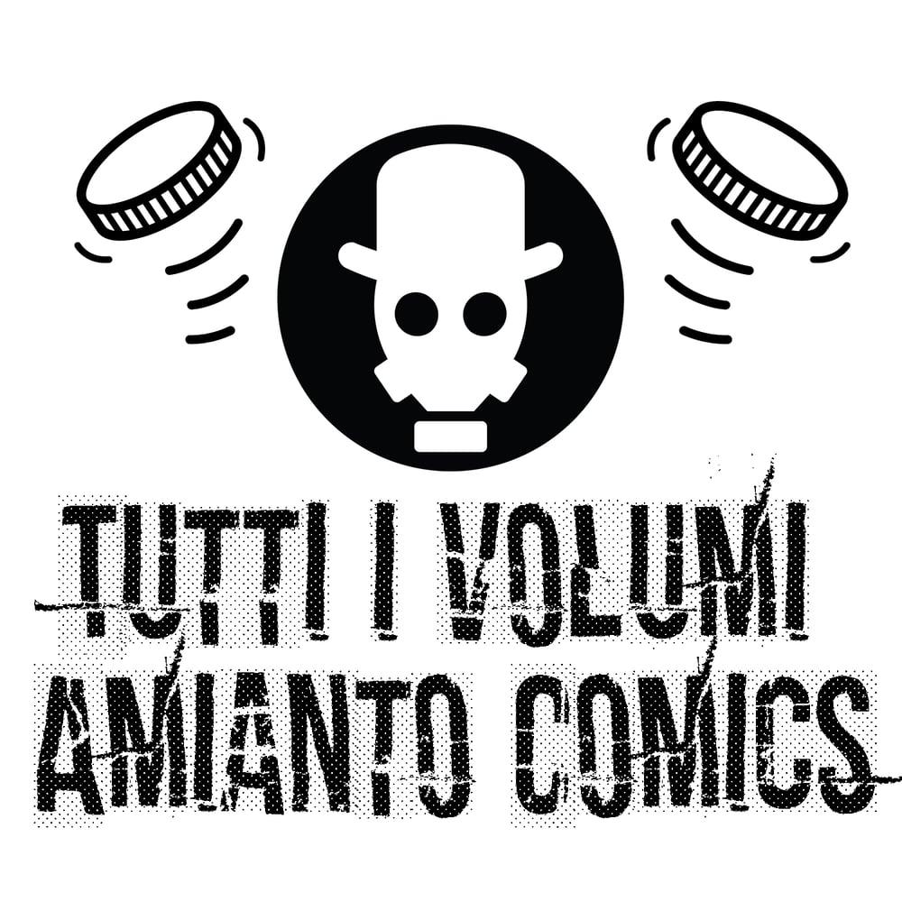 Image of Sceicco Pack [TUTTI I VOLUMI AMIANTO COMICS]